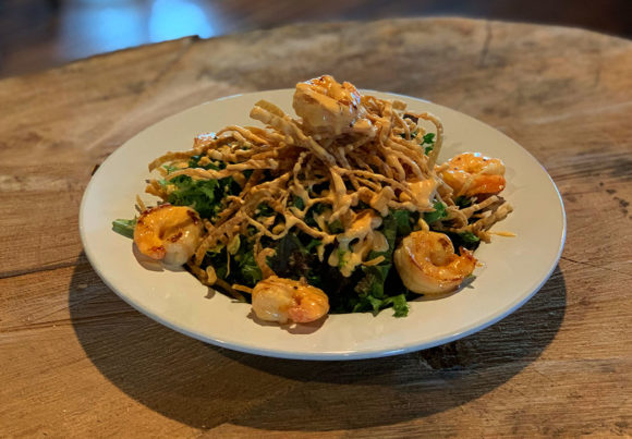 The Stillery's Bang Bang Shrimp